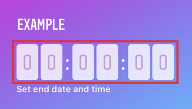 Countdown Sticker ladybossblogger.com