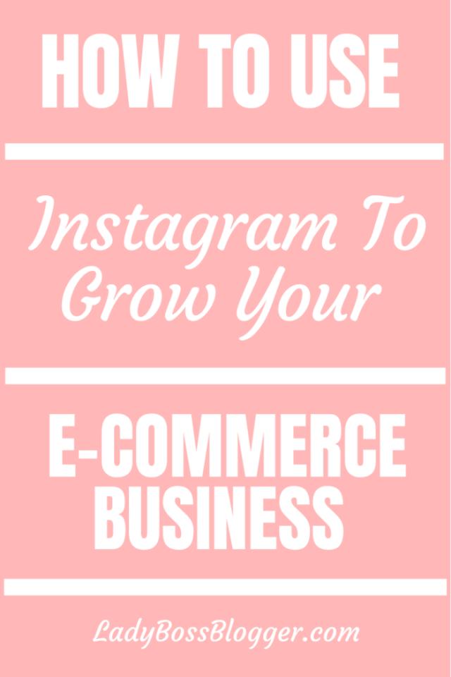 grow e-commerce ladybossblogger.com