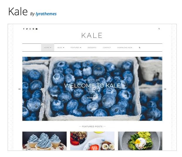 Kale ladybossblogger.com