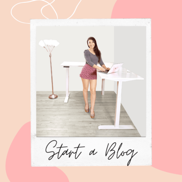 LadyBossBlogger start a blog