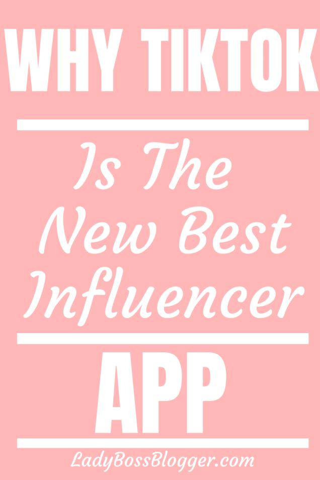 TikTok Influencer App LadyBossBlogger
