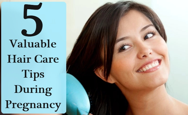 5 Valuable Hair Care Tips During Pregnancy  Lady Care Health