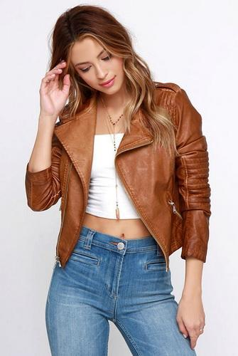 Fashionable colors of jackets for spring and autumn 24