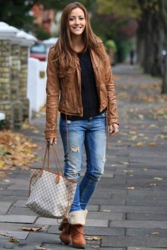 Fashionable colors of jackets for spring and autumn 33