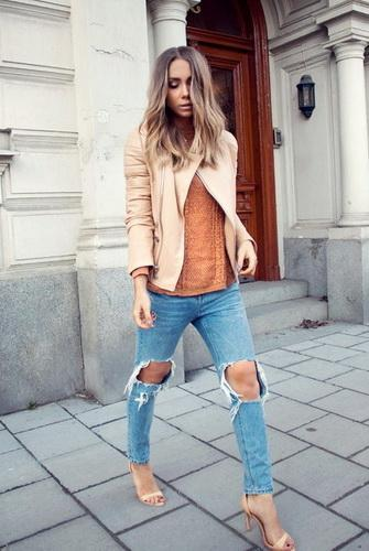 Fashionable colors of jackets for spring and autumn 5