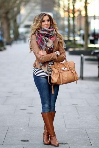 Fashionable colors of jackets for spring and autumn 6