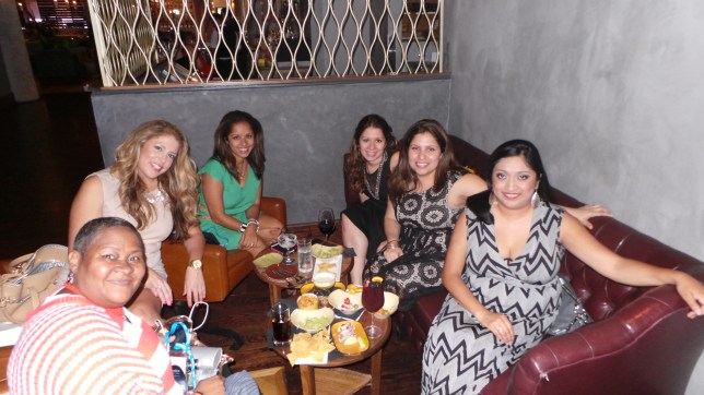 I hang with awesome ladies!