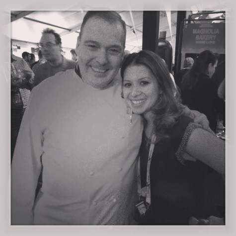Jacques Torres... makes chocolate to die for.