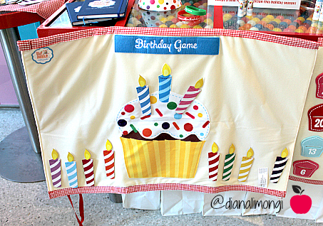 birthday game elf birthday