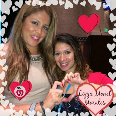 Lizza Monet Morales aka @XOXOLizza