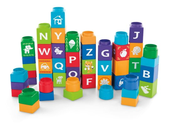 First Steps Alphabet Blocks