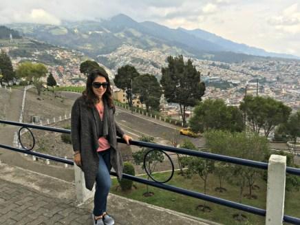 Diana at el Panecillo
