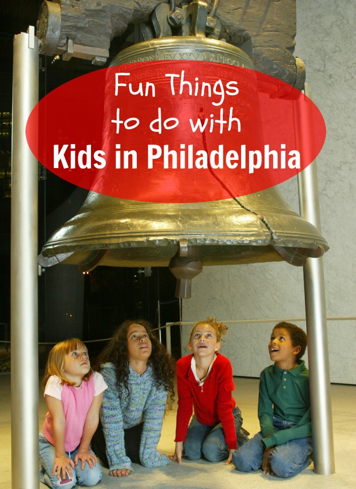 Fun Things to do with Kids in Philadelphia
