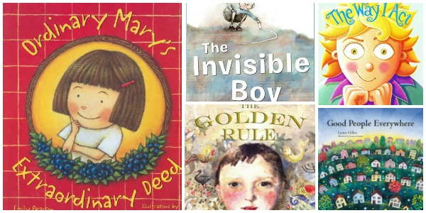 9 Books About Kindness, Respect and Doing Good