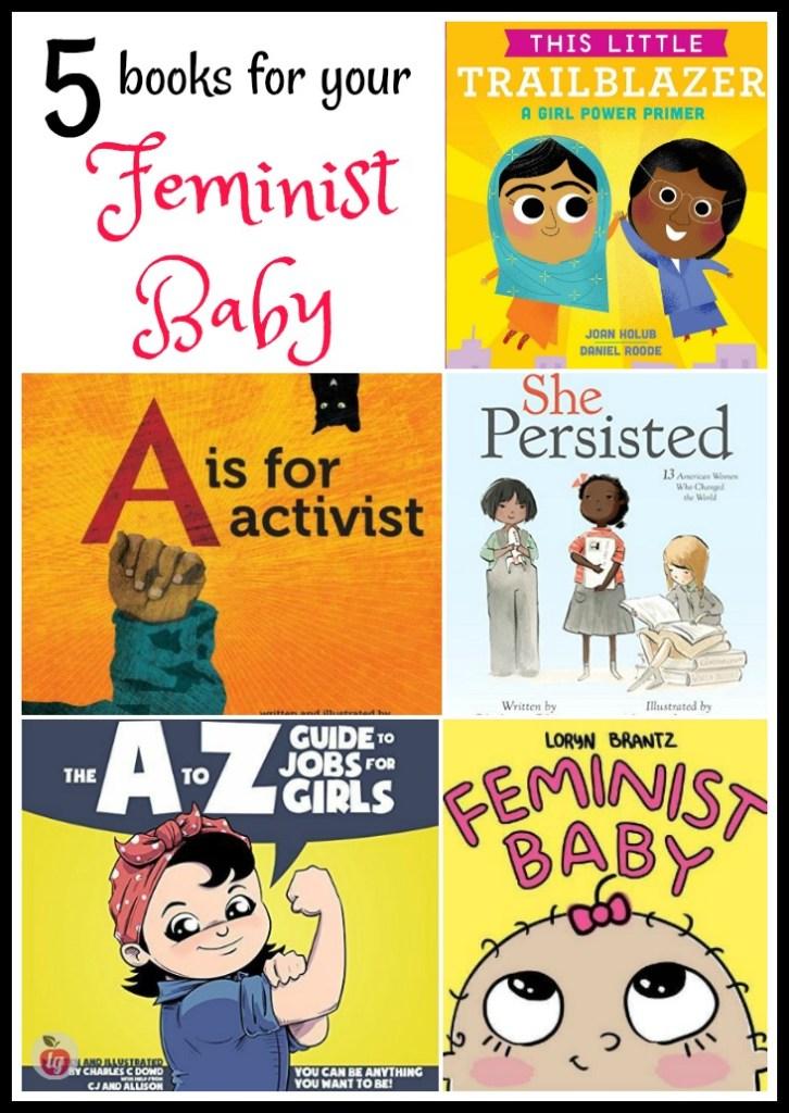 feminist baby books