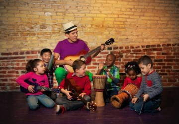 123 Andres-bilingual music for kids