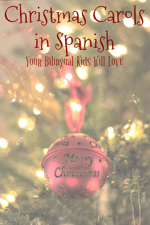 Christmas Eve In Spanish.Christmas Carols In Spanish Your Bilingual Kids Will Love