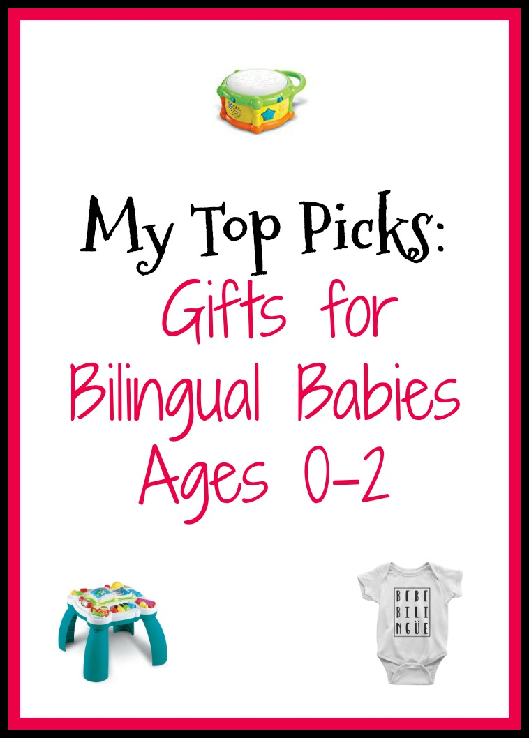 gifts for bilingual babies
