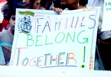 Families Belong Together Rally in NYC