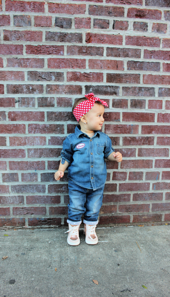 Baby Rosie the Riveter