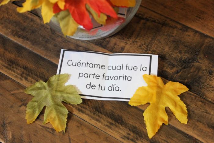 gratitude conversation starters in Spanish-pic