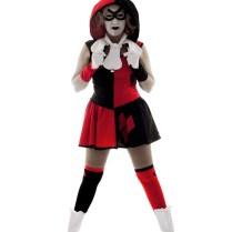 Cutesy Harley Quinn