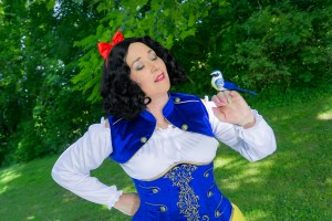 Snow White by LadyDragon Creations