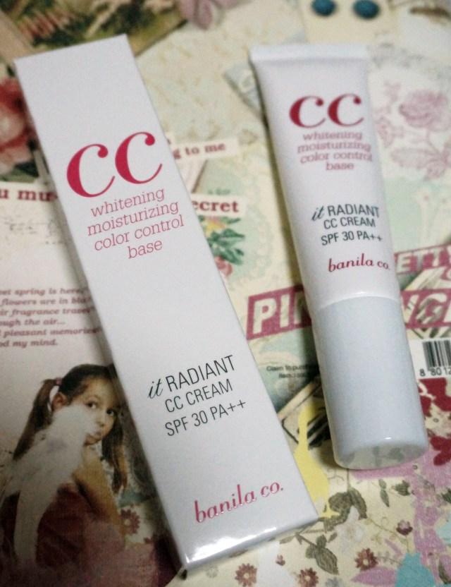 驚喜韓國網購Banila Co既CC Cream 平又超多贈品   小女子走天涯 lady dream life