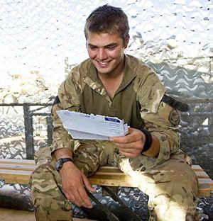 Письмо солдату в армию от любимой девушки