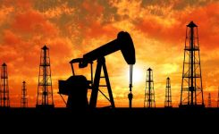 Crude oil market overview and forecast for February 2018. Reaching swing target