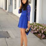 What Shoes Can I Wear With Blue Dresses 2021 Ladyfashioniser Com