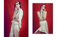 Clothing Credits: (Left) Gown by JC Studio ( Jacqueline Conoir Collection ) www.jcstudio.ca