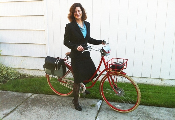 Dress for Success on the Bicycle (3/6)