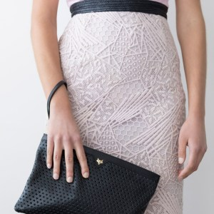 audrey-clutch-black-lady-fox-pale-pink-dress-web