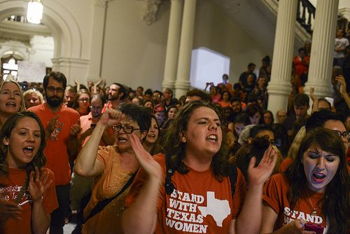 Texas Conservatives Want to Cut Off Medicaid Funding to Planned Parenthood