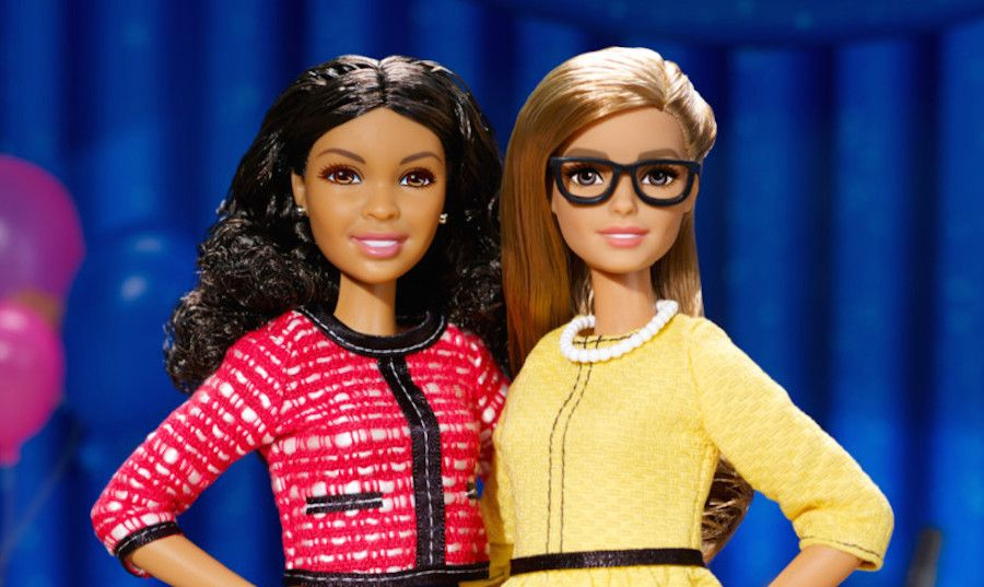 Barbie is Running for President – Because Girls Can be Anything they Want.