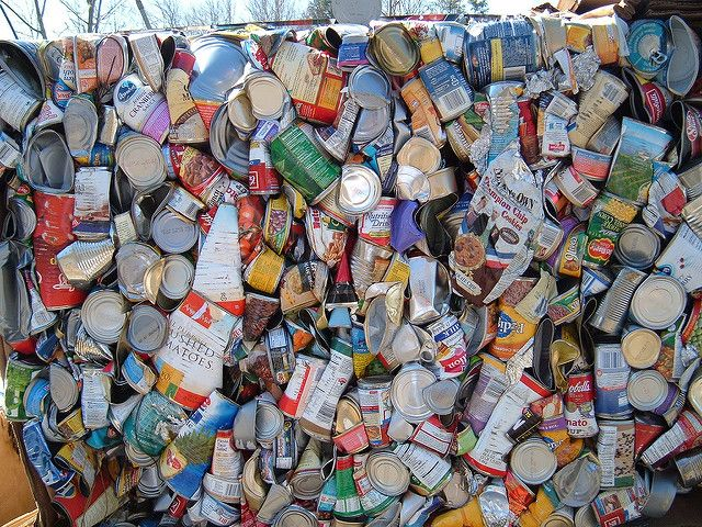 New Report: Aluminum Cans Greener Than Plastic And Glass Bottles
