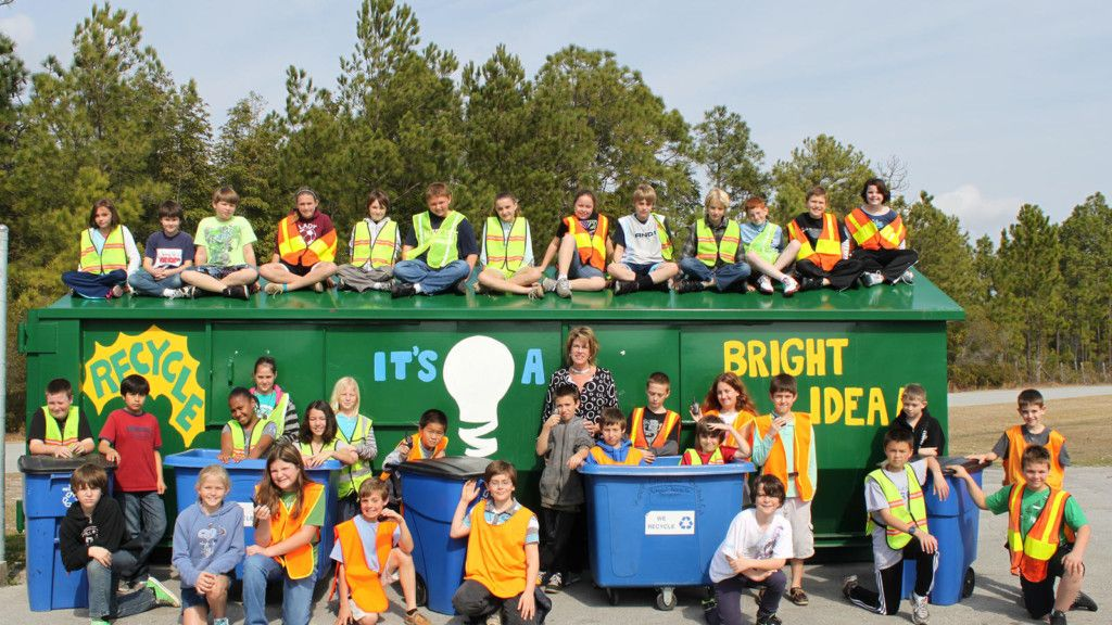 6th Annual Recycle Bowl: Schools Compete to Save the Earth