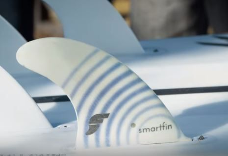Smartfin, founded by Dr. Andrew Stern