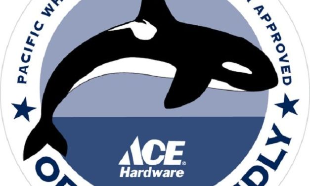 'Orca-Friendly' Labelling has Arrived at the Hardware Store