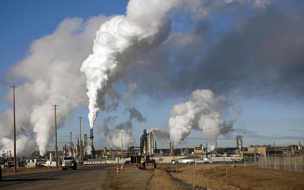 Big Oil Now Threatening To Pollute Our Waters with 1,000 Tar Sands Tankers a Year