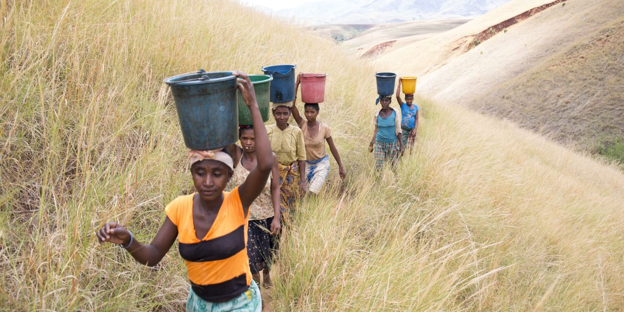 Report: Climate Change Poised to Deprive the Poor of Clean Water