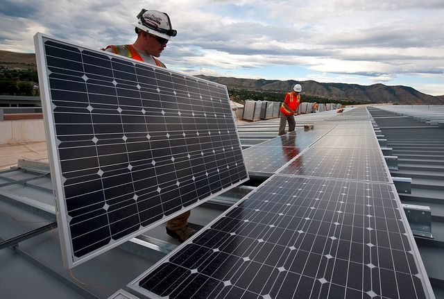 Dominion Resources to build two SC solar-generating facilities