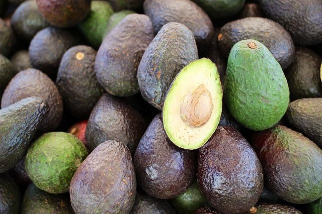 Avocados are savory and have more protein than you'd expect.