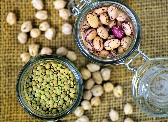 Beans are the perfect source of vegan protein.