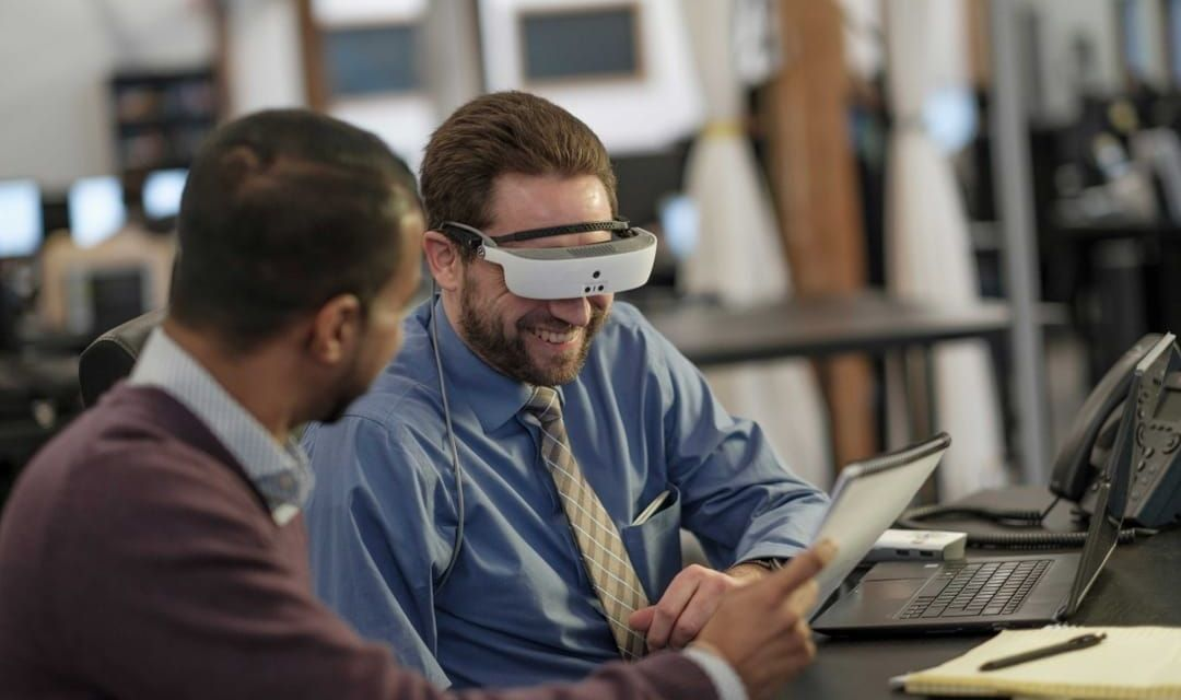 A Wearable Tech Miracle For the Legally Blind