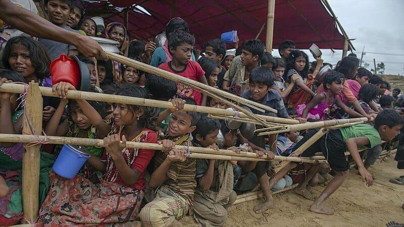 Humanitarian Crisis: Understanding the Rohingya's Plight in Two Sentences