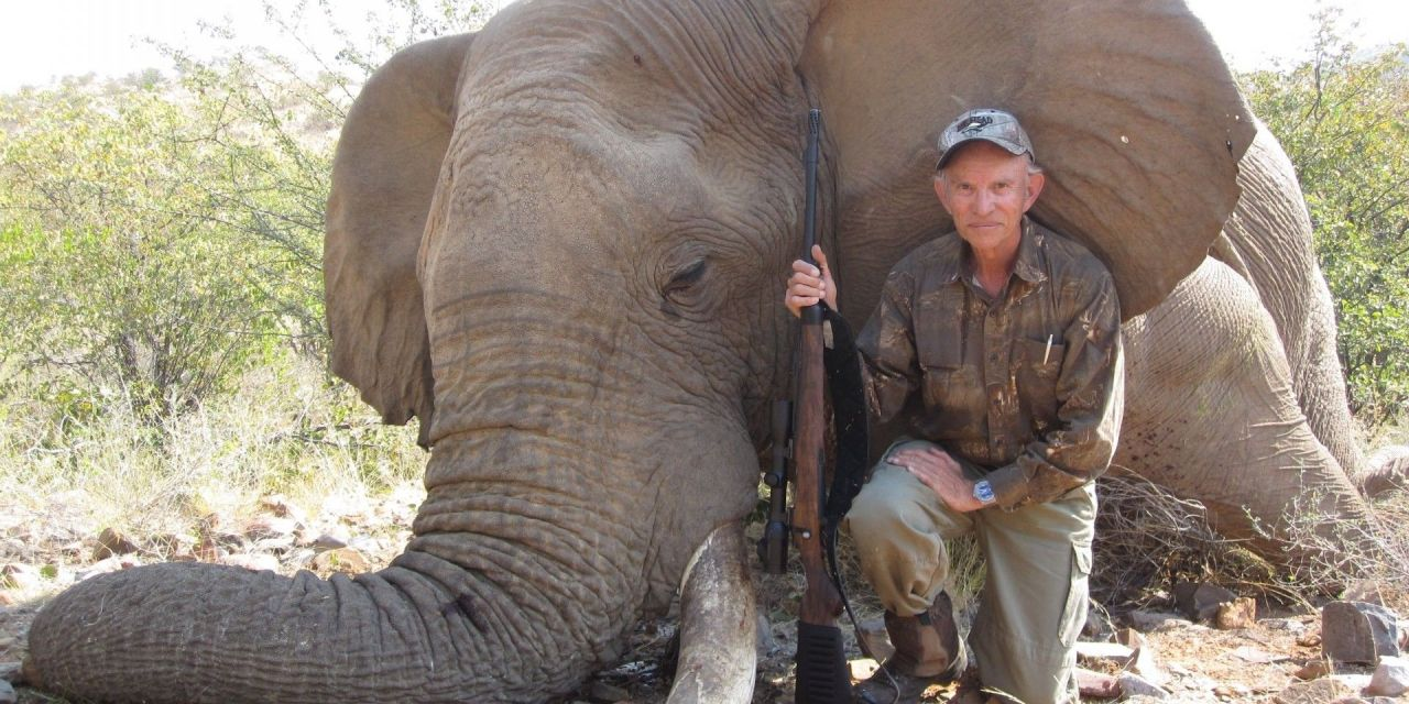 SIGN: Stop Cruel Plan to Allow Elephant Trophy Hunting in Botswana