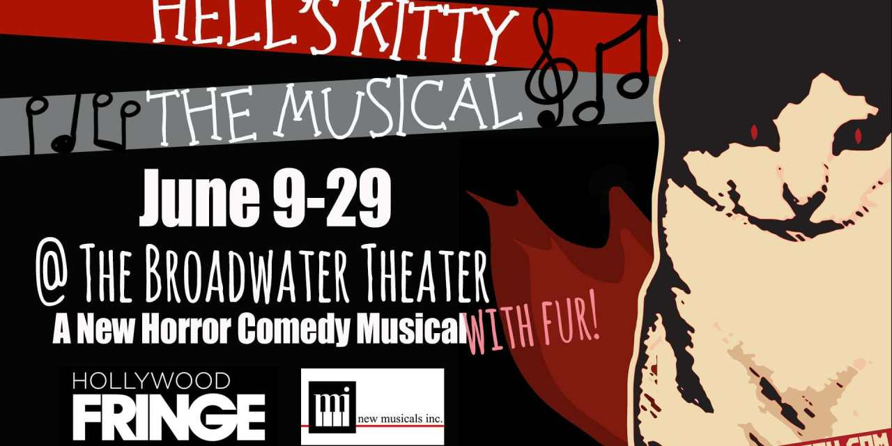 'HELL'S KITTY: The Musical' Brings Feline Fun to the Los Angeles Fringe Festival