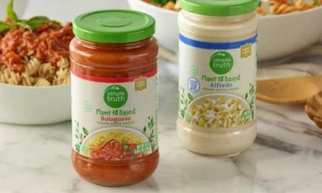 Kroger, America's Largest Supermarket Chain, Just Launched A Plant-Based Food Line